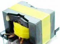 电源变压器磁芯;裂了或碎了,用胶粘上还能用吗?