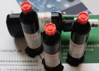 H600-NX 焊点保护UV胶 线路板元器件粘接 玻璃金属粘接塑料强力UV胶水