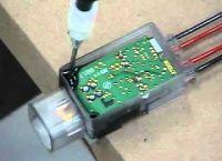 808AB-GT-1 常温固化耐高温电子灌封胶 TG150度环氧灌封料高温工作